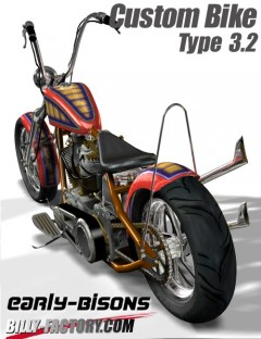 Custom Bike Type 3.2