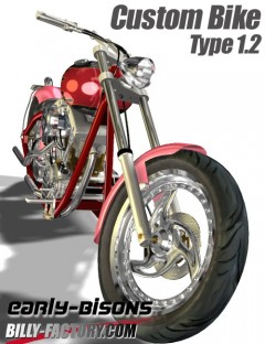 Custom Bike Type 1.2