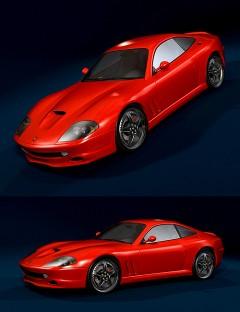 FM555 Sportscar