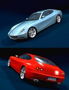 F612 Sportscar