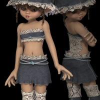 Sadie Elfish Outfit