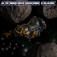 Space Asteroid Miner