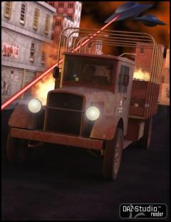 Army Truck 1930