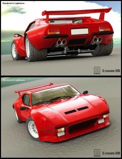 V8 Panther
