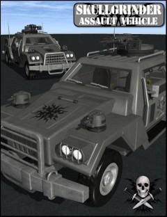 SkullGrinder Assault Vehicle