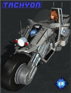 Tachyon-XLR8 Motorcycle