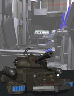 Fenrir Grav Tank