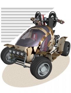 Desert Storm Vehicle