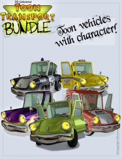 Toon Transport- Bundle
