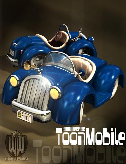 3D Universe ToonMobile