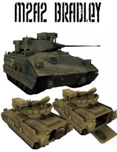 M2A2 Bradley ODS