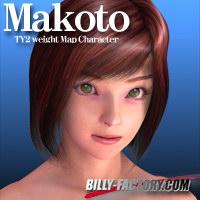 TY2 Custom Character Makoto