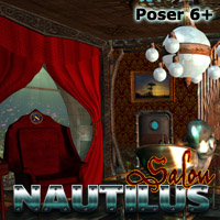 Nautilus: Salon