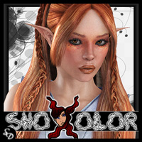ShoXoloR for Galadrel Hair