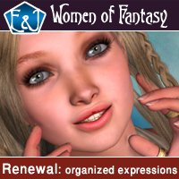 Renewal Organized Expressions