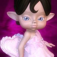 Cutsie Cupid for Kit/Peepot