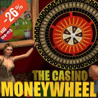 The Casino- Money Wheel