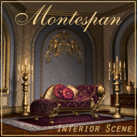 Montespan Interior Scene