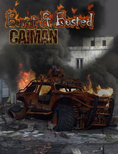 Burnt and Busted Caiman