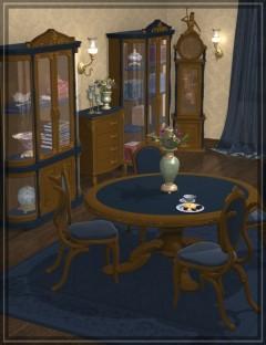 L XV Furniture ReImagined Set 1
