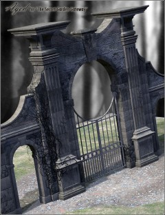 Aged - The Secret Garden Gateway