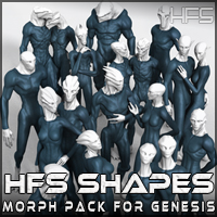 HFS Shapes for Genesis