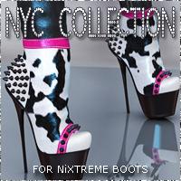 NYC NiXTreme Boots