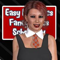 Easy Dynamiics Fancy Dress Schoolgirl