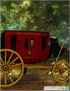 Royal Post Line for the RHS Stagecoach