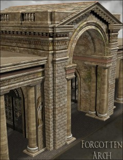 Forgotten Arch for Arcade di Janus