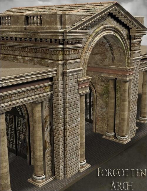Forgotten Arch for Arcade di Janus