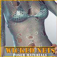Wicked Nets Materials
