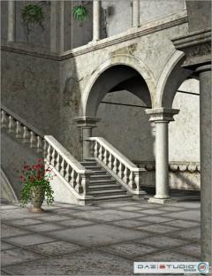 Rustic Looks for Trinity Atrium