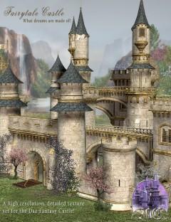 Fairytale Collection- Fairytale Castle Textures