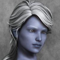 Lamia Texture Set for Genesis
