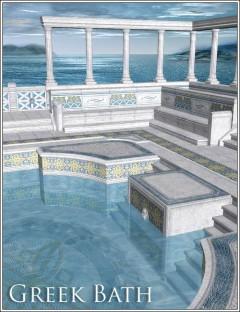 Greek Bath- Texture Set