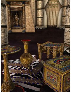 The Queen's Chamber for Treasures of Egypt 2
