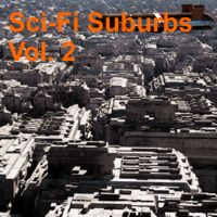 Sci-Fi Suburbs Blocks Vol. 2