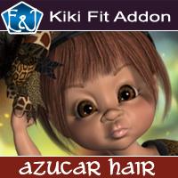 Kiki Fit Addon For Azucar Hair