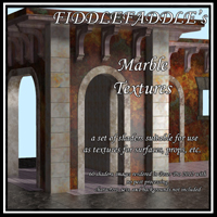 FiddleFaddle's Marble Shaders
