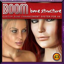 i13 BOOM Bone Structure for V4