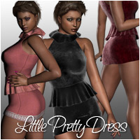 Little Pretty Dress