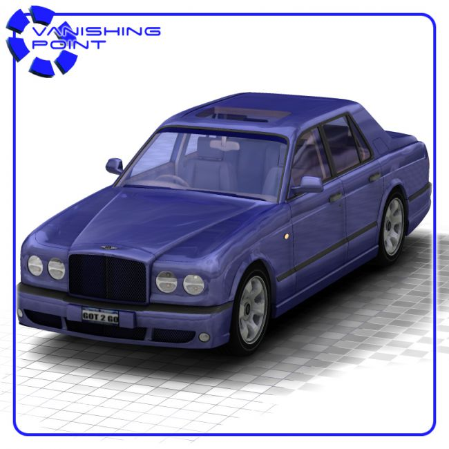 Bentley Arnage (for Poser)