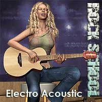 Rock School Electro Acoustic Guitar