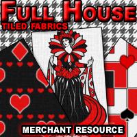 Full House Tiled Fabrics