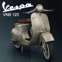 Vespa VNB 125