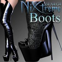 NiXtreme Boots V4-A4-G4