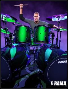Rama Drums Addon