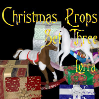 Christmas Props: Set3