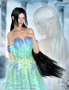 Goddess Hair